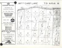 Carp Lake T51N-R41W, Ontonagon County 1959